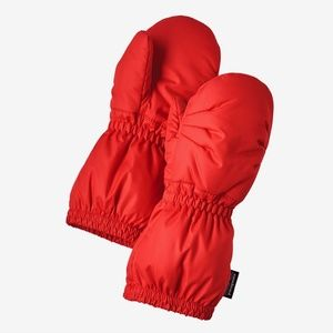 NWT Patagonia Baby Puff Mitts 6-12 months